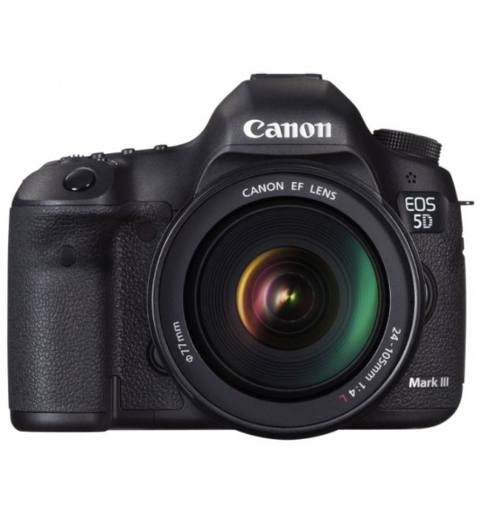 Canon EOS 5D Mark III Kit 24-105mm f/4L IS USM