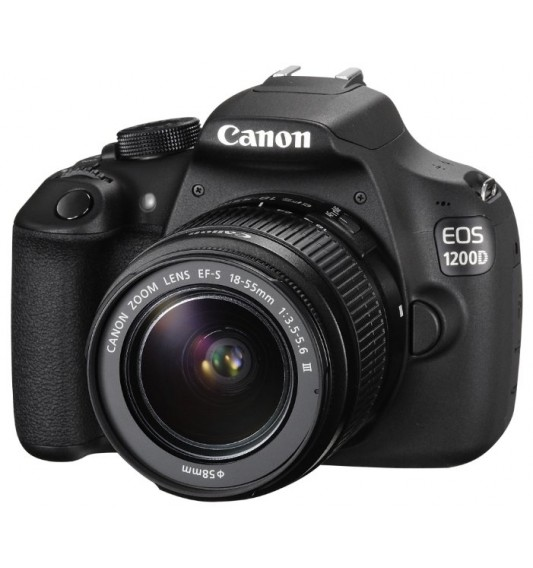 Canon EOS 1200D Kit 18-55mm f/3.5-5.6