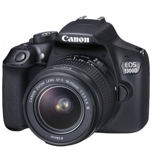 Canon EOS 1300D Kit 18-55mm f/3.5-5.6