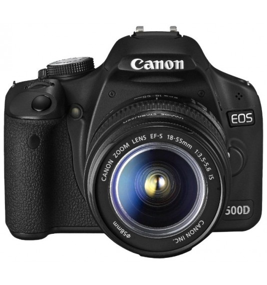 Canon EOS 500D Kit 18-55mm f/3.5-5.6